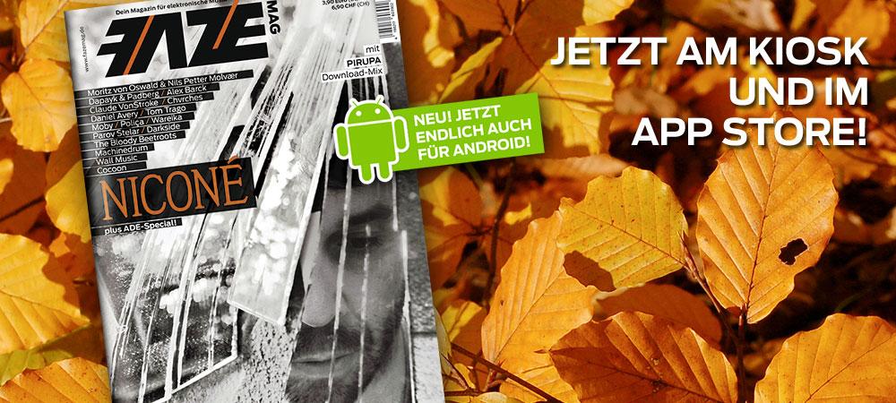 FAZEmag 020 – am Kiosk und als App für Apple und Android!