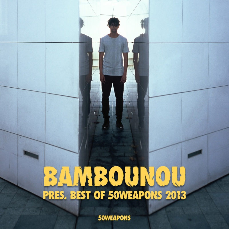 """Bambounou versammelt die """"Best Of 50Weapons 2013"""""""