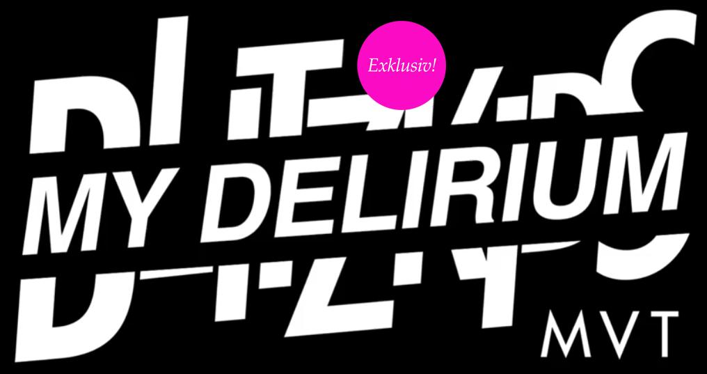 """Exklusive Premiere: """"My Delirium"""" von BLITZKIDS mvt. im Amine Edge & Dance-Remix"""