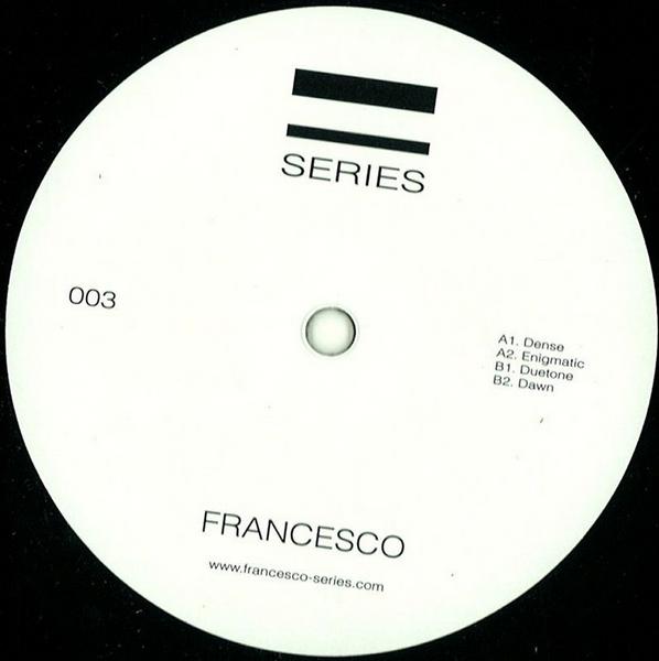Francesco (Francesco Series 003)