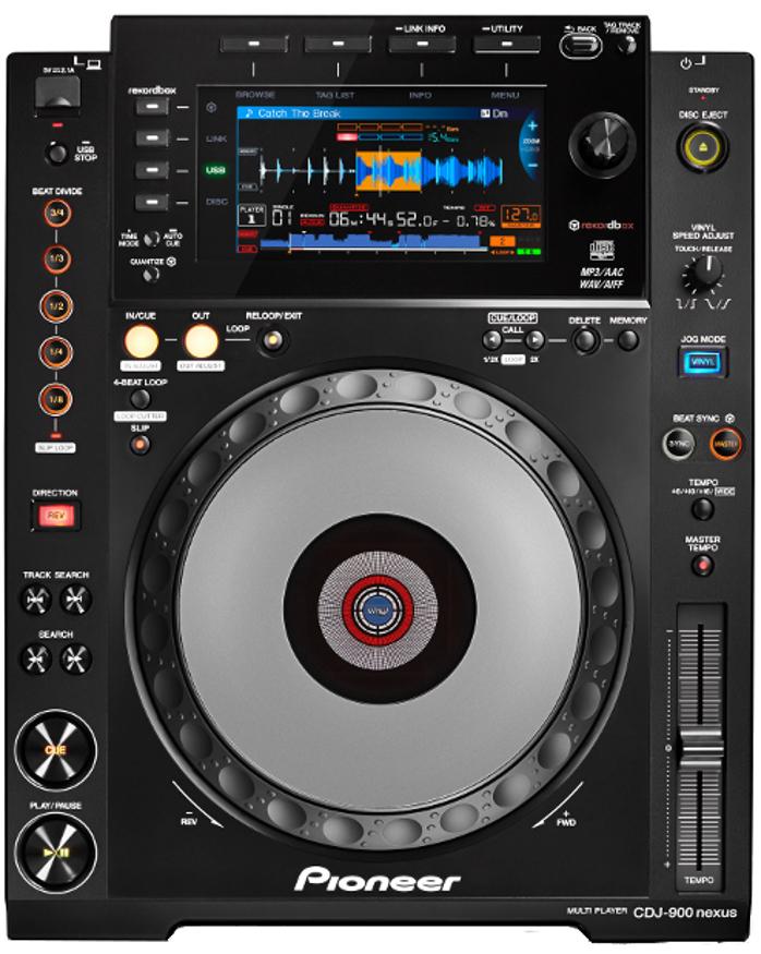 Pioneer CDJ-900NXS – Sexy Nexy!