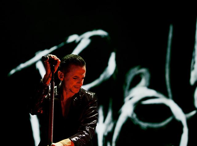 Depeche Mode –Gelungener Tourauftakt in Köln