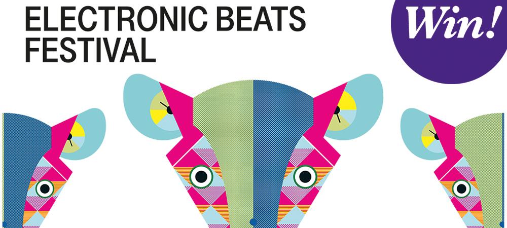 Electronic Beats Festival in Dresden mit Woodkid & Mount Kimbie (10.11.)