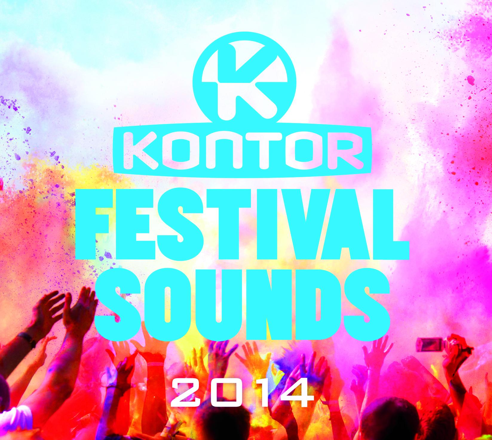 """KONTOR präsentiert """"Festival Sounds 2014"""""""