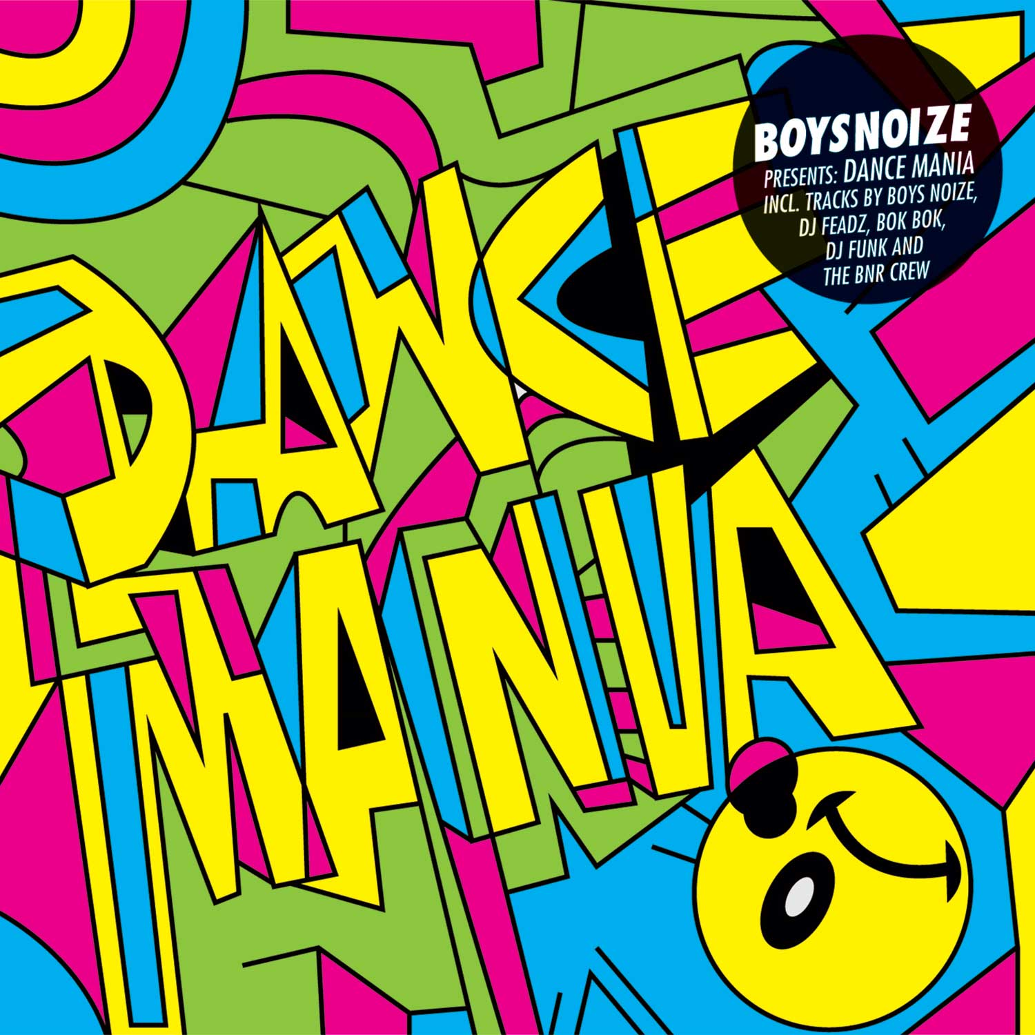 V/A – A Tribute To Dance Mania (Boysnoize)