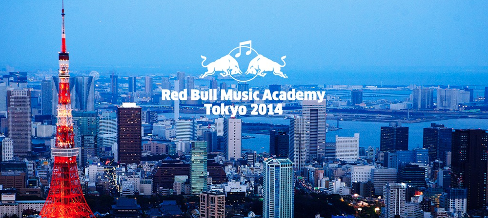 16. Red Bull Music Academy in Tokio – jetzt bewerben!