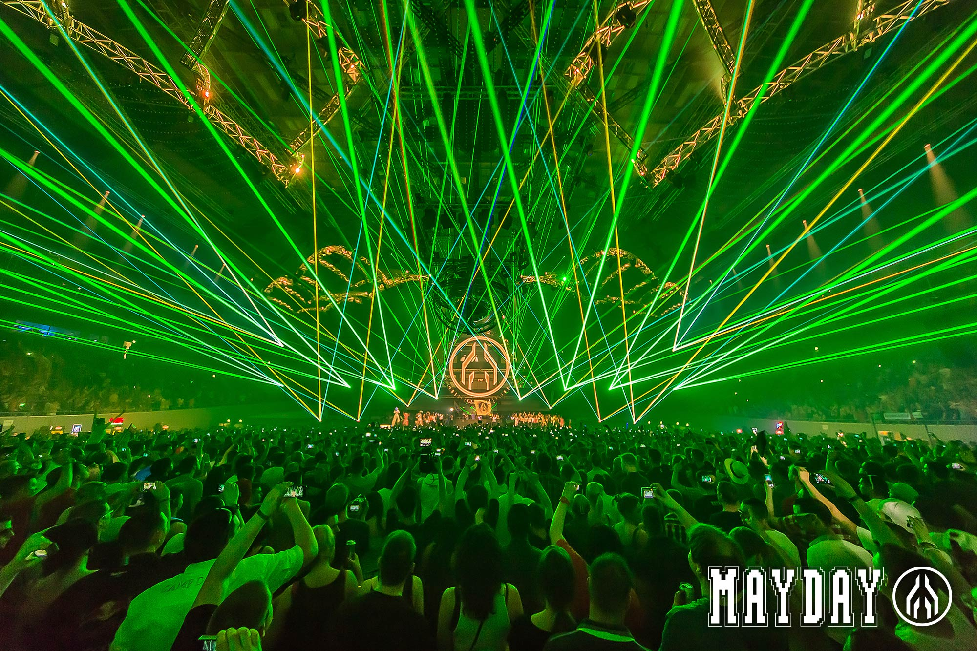 MAYDAY 2014 — das volle Line-up!