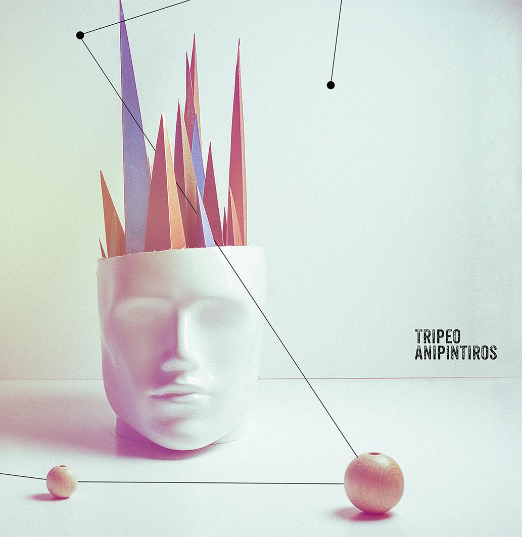 """Darko Esser veröffentlicht unter seinem Pseudonym Tripeo das Album """"Anipintiros"""""""