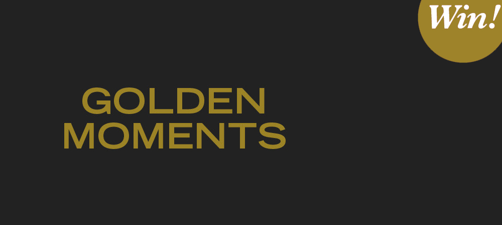 Golden Moments – am 31. Januar im Bootshaus/Köln