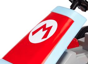 Super Mario Kart Ride-On – vom Bildschirm auf die Straße