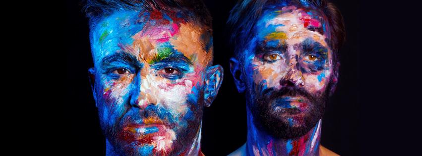 "Ryan Crosson & Matt Tolfrey mixen ""Don't Be Leftout"" (Leftroom)"