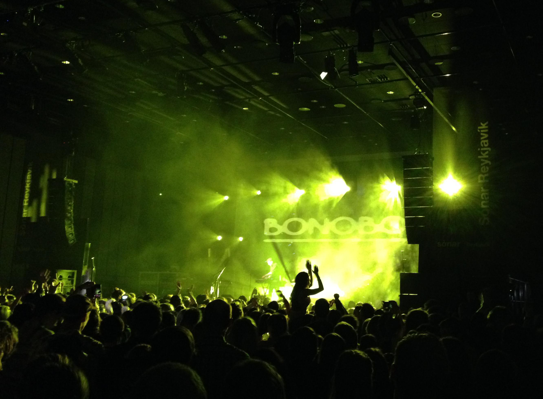Sónar Reykjavík 2014 – Bilder vom Festival
