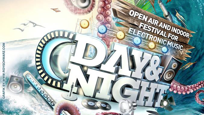 Day & Night Festival startet Vorverkauf am Valentinstag