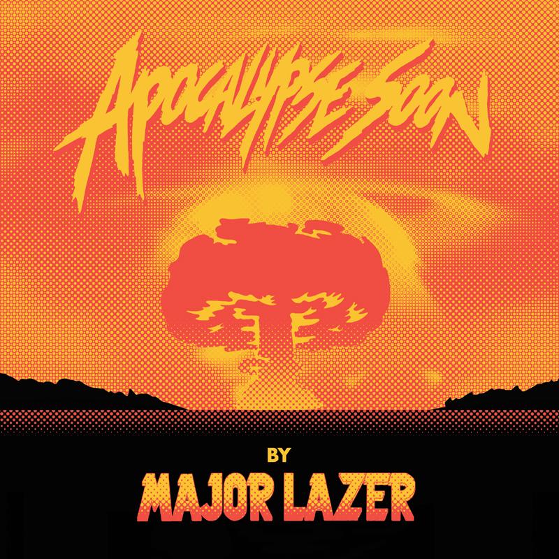 """Major Lazer verkünden """"Apocalype Soon"""""""