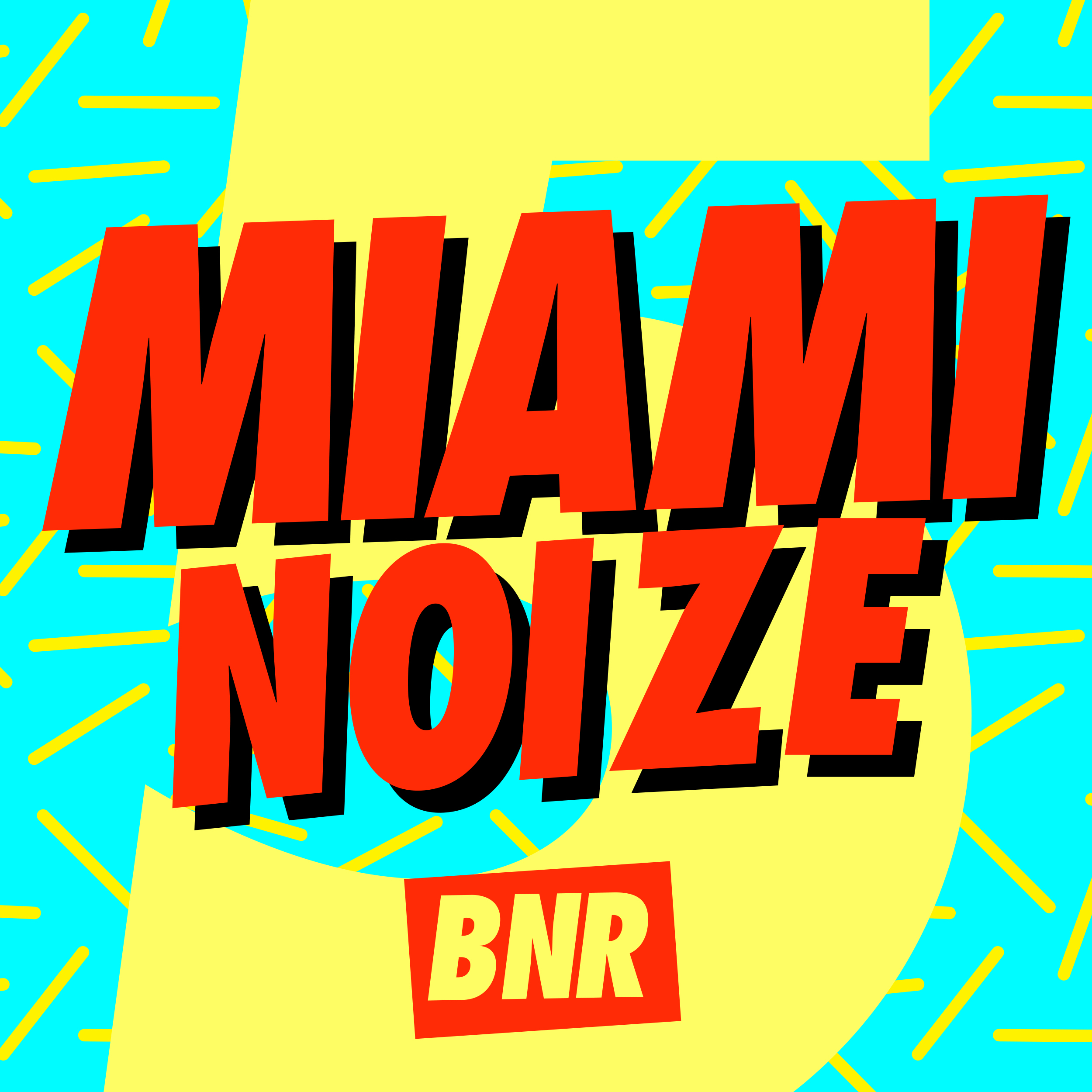 "Boysnoize Records entert Florida: ""Miami Noize"""