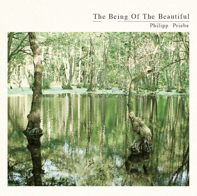 "Philipp Priebe veröffentlicht sein Debütalbum ""The Being Of The Beautiful"""