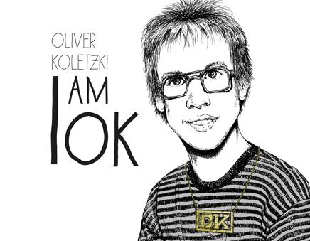 """I am O.K."" – das neue Album von Oliver Koletzki"