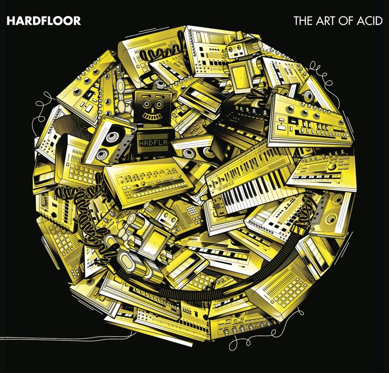 "Hardfloor erklären ""The Art Of Acid"""