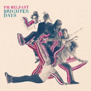 FM Belfast - RELP037 - Vinyl Artwork - Halli