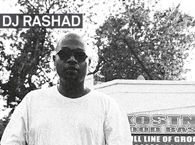 Boiler Room: A Tribute To DJ Rashad (29.04., ab 19 Uhr)