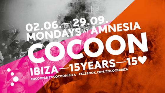 Cocoon Ibiza – Sweet 15 – Hier ist das Opening Line-up