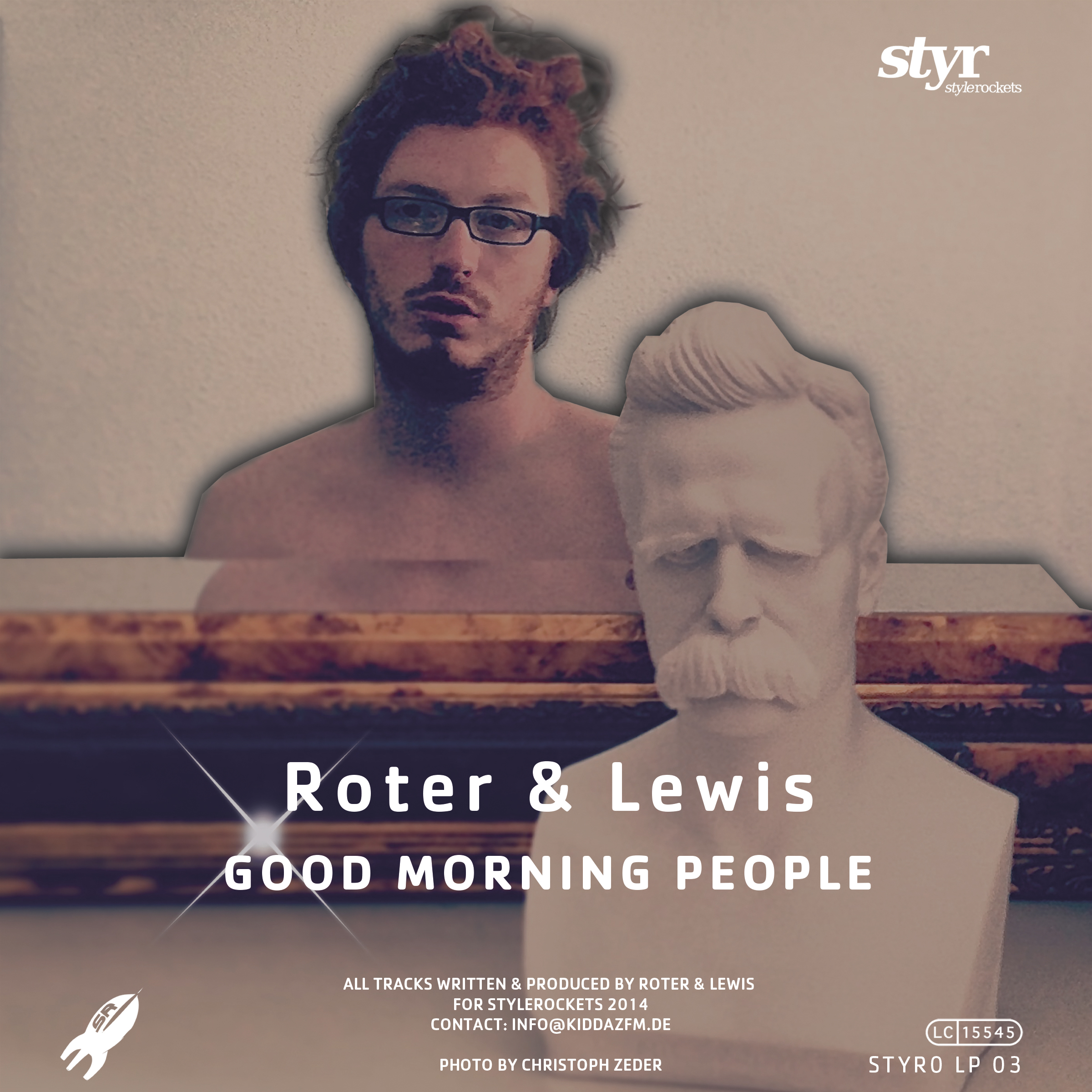 """Interview mit Roter & Lewis – """"Good Morning People"""""""