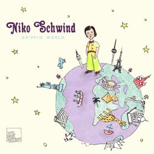 """Niko Schwind veröffentlicht """"Grippin' World"""""""