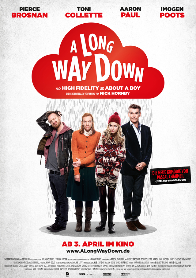 Neu im Kino: A Long Way Down
