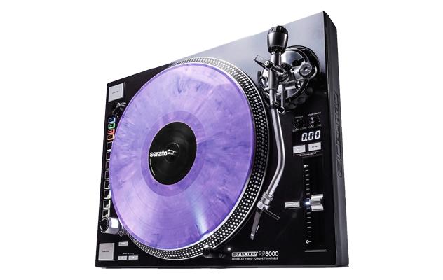 Reloop RP-8000 jetzt mit direkter Serato DJ-Anbindung