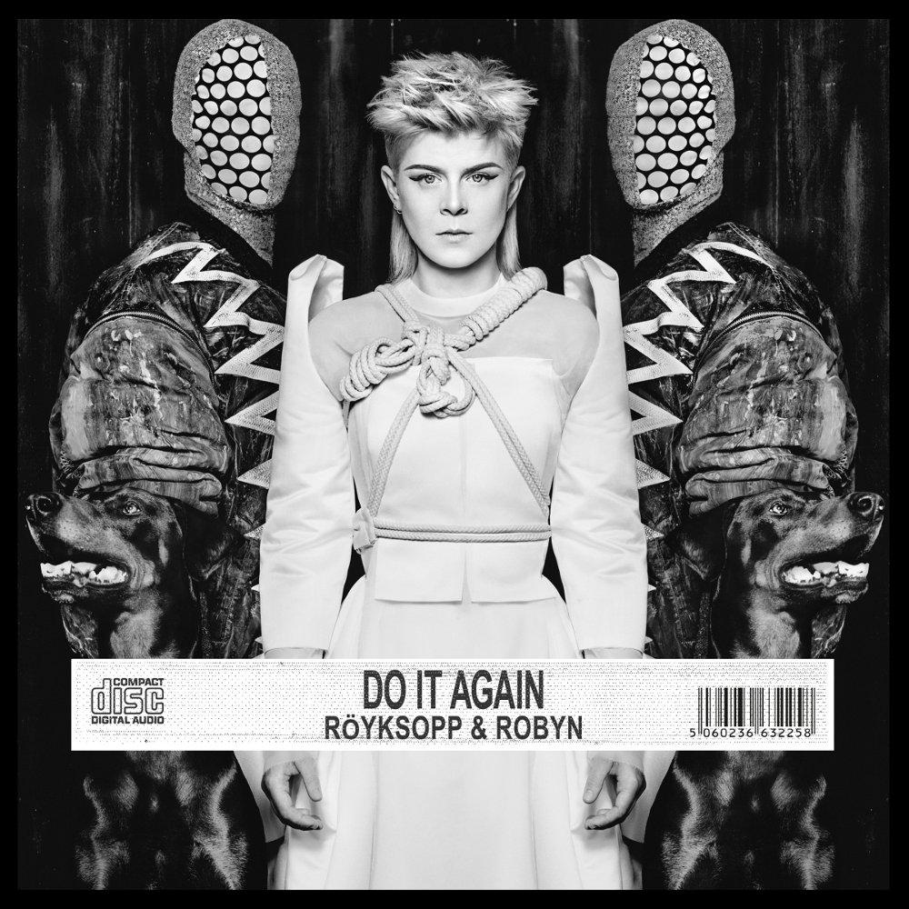 """Röyksopp und Robyn veröffentlichen Minialbum """"Do It Again"""""""