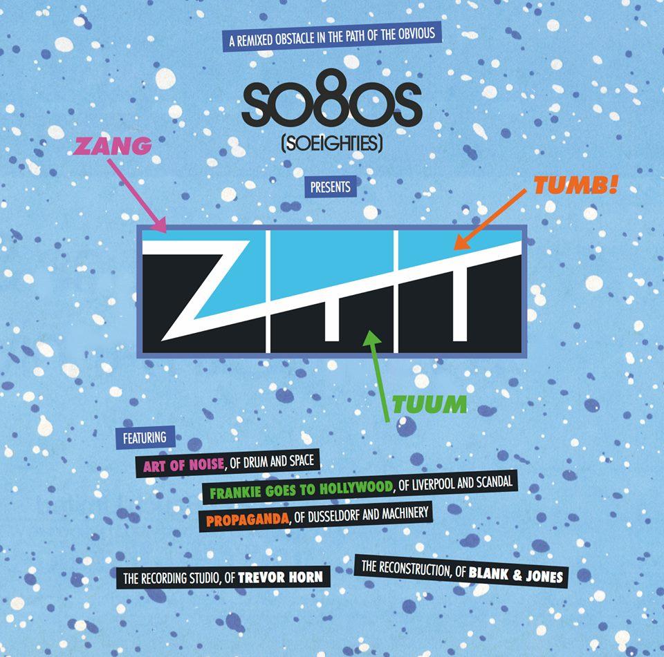 Blank & Jones präsentieren das Label ZTT in ihrer so8os-Reihe