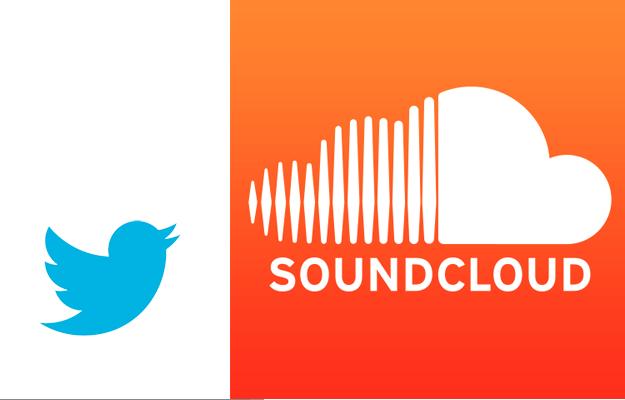Twitter interessiert sich für SoundCloud?