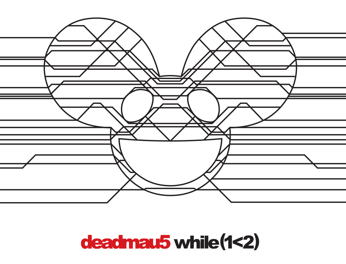 "Deadmau5 kündigt ""while(1<2)"" an"