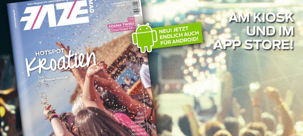 FAZEmag 027 – am Kiosk und als eMag für Apple und Android!