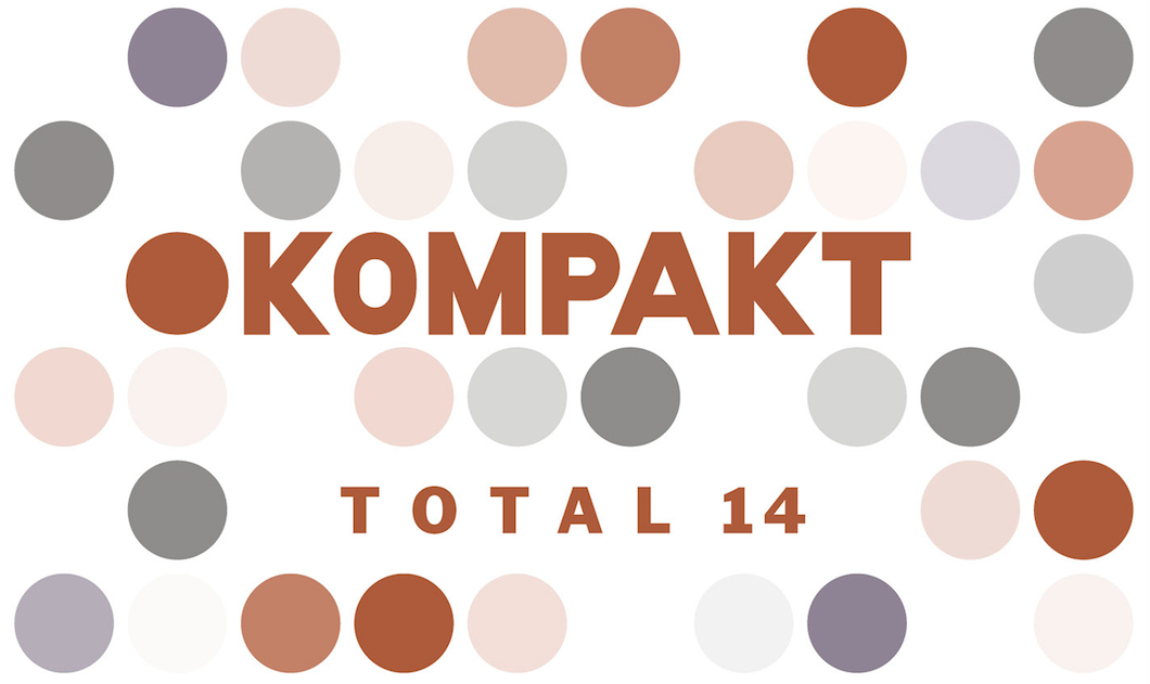 """Kompakt Records schickt """"Total 14"""" ins Rennen"""