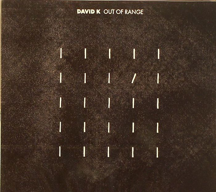 David K – Out Of Range (Souvenir)