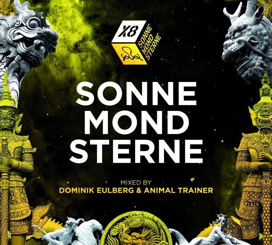 SonneMondSterne X8 – die CD zum Festival von Dominik Eulberg & Animal Trainer