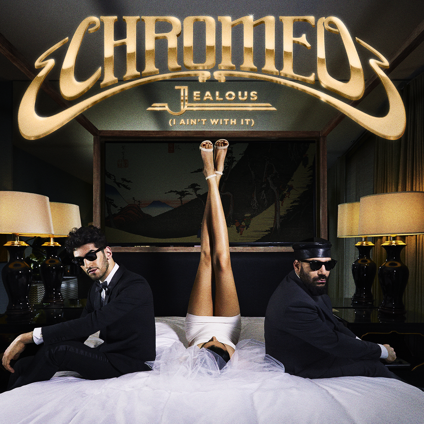 Chromeo – White Women (Warner)