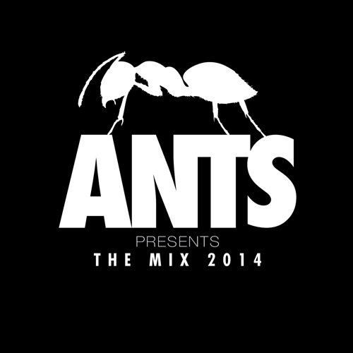 "Andrea Oliva, UNER und Los Suruba mixen ""ANTS presents The Mix 2014"""