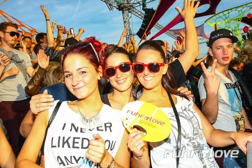 Am kommenden Samstag ist Ruhr-in-Love – wir verlosen Tickets