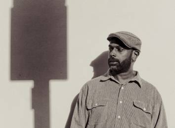 "Theo Parrish mit Band beim ""The Garden Festival"""