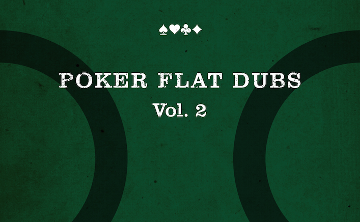 "Steve Bug schiebt ""Poker Flat Dubs Vol. 2"" nach"