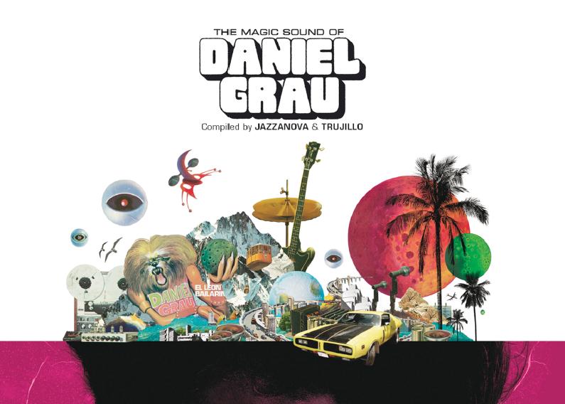 Jazzanova und Trujillo fangen den magischen Sound von Daniel Grau ein