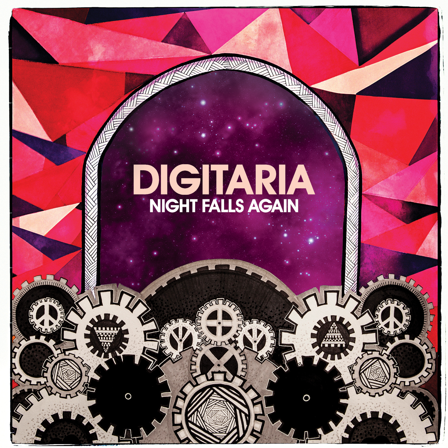 "Digitaria veröffentlichen ""Night Falls Again"" (Hot Creations)"