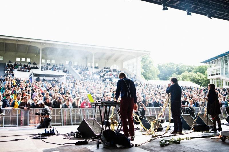 Open Source Festival 2014 – Musikalischer Aufgalopp in Düsseldorf