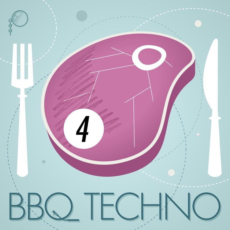 V.A. – BBQ Techno 4 (Connaisseur Recordings)