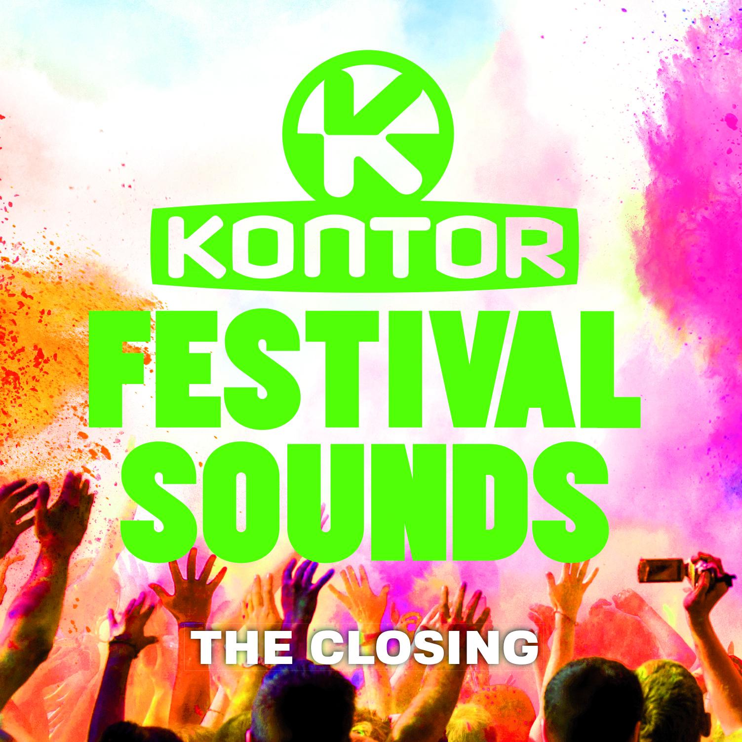 """Kontor Records veröffentlicht im August """"Festival Sounds"""""""