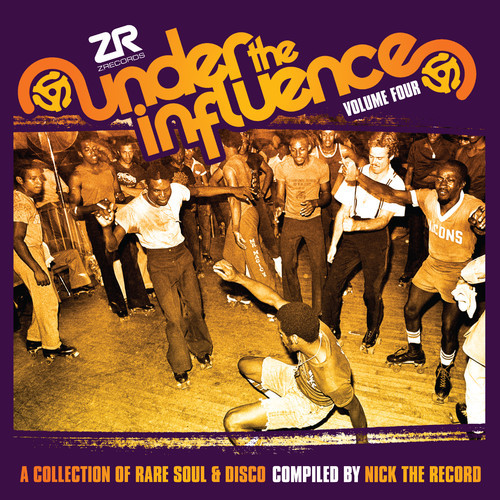 "Nick The Record legt ""Under The Influence Vol. 4"" vor"