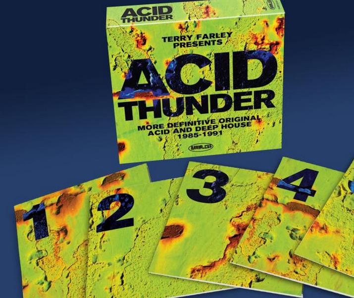 """Acid Thunder"" – Terry Farley lässt es krachen"