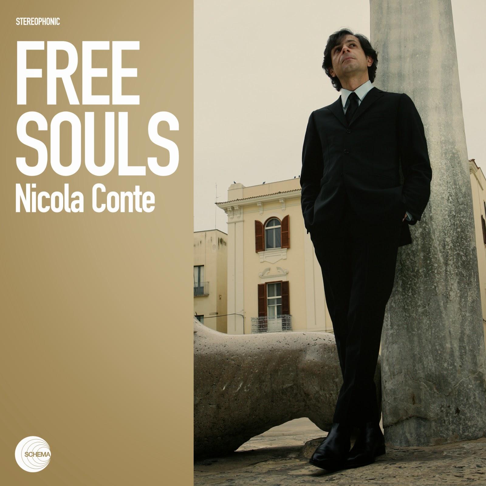 Nicola Conte – Free Souls (Schema)